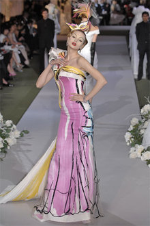 Christian Dior Haute Couture FW 2007 To those of you who are interested...